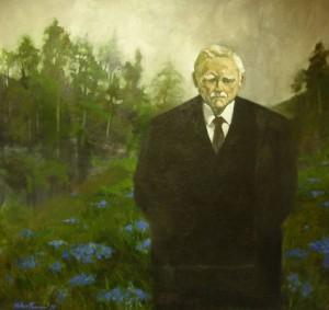 Arthur Henry King portrait